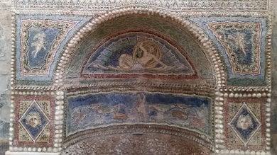 Pompei, tornano a splendere le domus dell'Orso ferito e quella di Sirico    foto