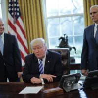 Anche Trump naufraga sullo scoglio delle riforme sanitarie