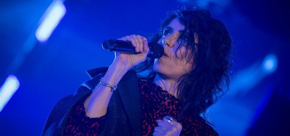 Giorgia: partenza super per il nuovo tour, tra grandi hits ed effetti speciali