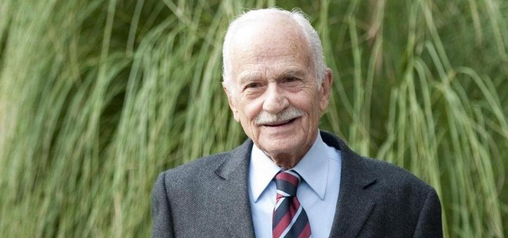 Addio a Giorgio Capitani, è morto il creatore de 'Il maresciallo Rocca'