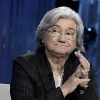 """Rosy Bindi: """"Sbagliato sottovalutare le infiltrazioni mafiose in tutto lo sport italiano"""""""