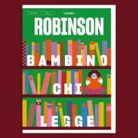 Robinson: favole e cartoni, la lettura di bambini e ragazzi