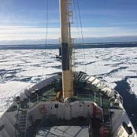 """""""La nostra missione nell'Antartide senza più iceberg"""""""