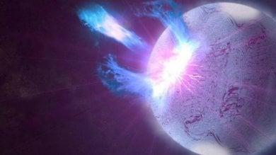 Ascolta il suono di un terremoto stellare