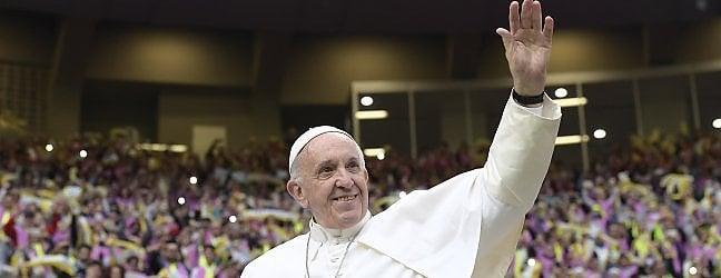 San Siro, 80mila giovani col Papa foto - videoUn milione di fedeli a Monza per la messa