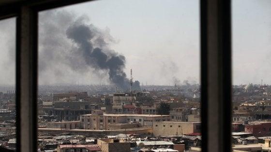 Mosul, strage di civili: gli Usa ammettono