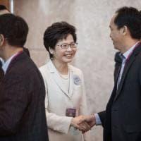 Hong Kong, la candidata di Pechino eletta con 601 voti