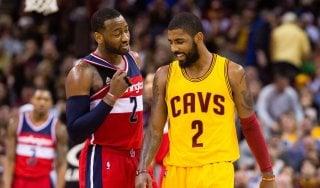 Basket Nba: Wall domina, Cleveland cade