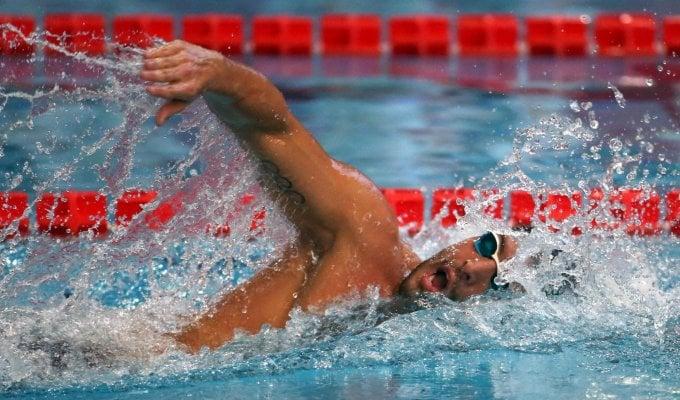 Nuoto, Paltrinieri quarto nel debutto in acque libere