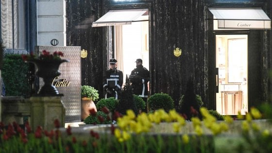 Montecarlo, rapina alla boutique Cartier: altri tre arresti