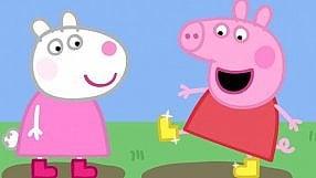 """Libertà è leggere tutto  anche Peppa Pig"""