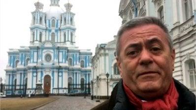 """Ezio Mauro da San Pietroburgo""""L'ultima volta che gli ho parlatomi disse: ho sempre la valigia pronta"""""""