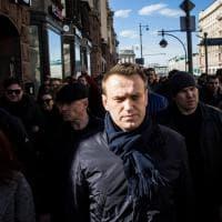 Mosca, proteste anticorruzione: Alexey Navalny fermato dalla polizia