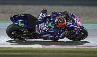 """Moto Gp, Rossi: """"Non avrei scommesso sul podio"""". Dovizioso: """"Viñales mi è scappato nel finale"""""""