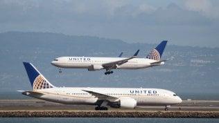 Ragazze escluse da volo Unitedperché indossavano leggings