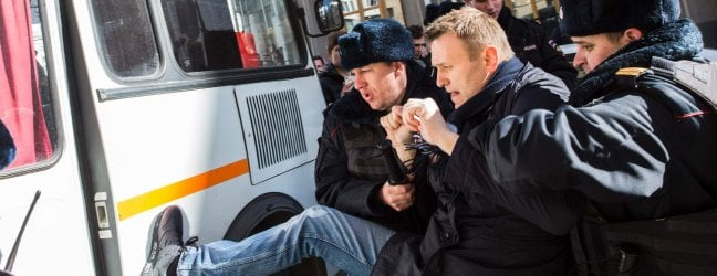 "Ue a Mosca: ""Liberate Navalny e tutti gli altri"""