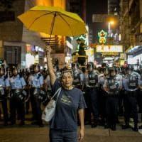 """Occupy Hong Kong, i leader verso l'arresto: """"La persecuzione è cominciata"""". Amnesty:..."""