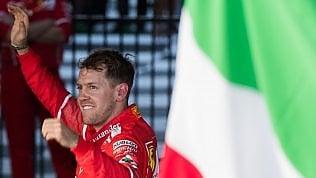 """Rilancio Vettel: tanto lavoro e una Ferrari """"made in Italy"""""""