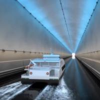 In Norvegia il primo tunnel al mondo per grandi navi