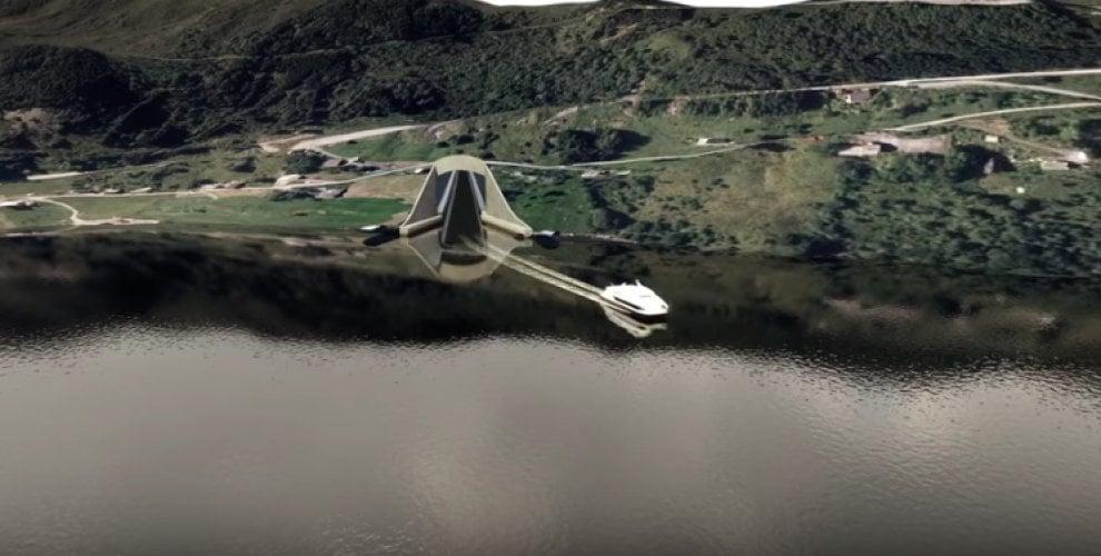 Stad Ship Tunnel, un tunnel per la navi: il progetto