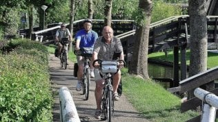 Giethoorn, nel paese senza strade né auto