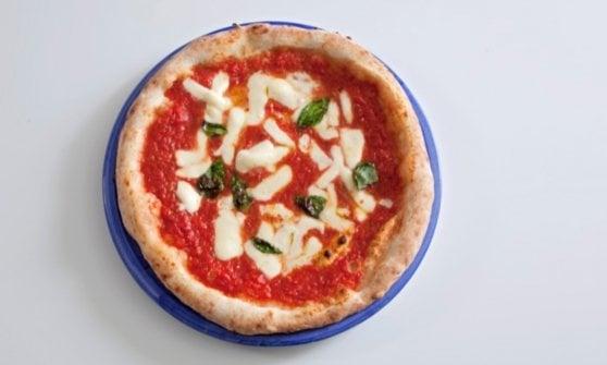 """Giuseppe Vesi e la pizza gourmet """"alla partenopea"""""""