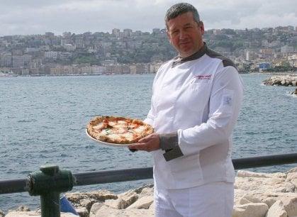 Giuseppe Vesi e la pizza gourmet