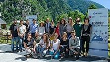 """Una raccolta fondi  per i giovani imprenditori:  """"Se ce ne andiamo noi  il cuore d'Italia muore""""   di CHIARA NARDINOCCHI"""