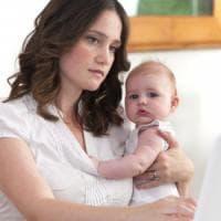 Depressione post-partum,  quella malattia che fa male a mamma e bambino