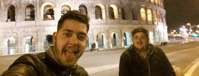 Paolo Palmisani e Mario Castagnacci, i due fermati per l'omicidio di Alatri