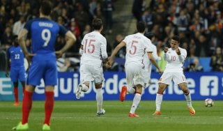 Amichevoli: Spagna vince in Francia, il Portogallo cede alla Svezia