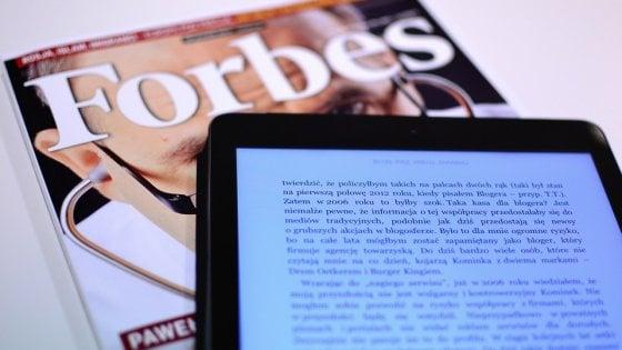 Feng il miliardario compra Forbes: la Bibbia del capitalismo vola in Cina