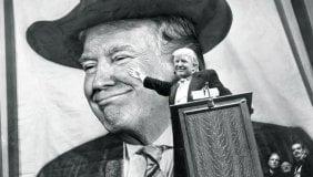 Psycho Trump, un rabbioso salito al potere