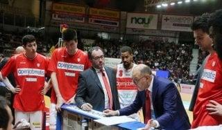 """Basket, Caja l'oro di Varese: """"Ma non parlo di playoff, ho in testa la salvezza"""""""