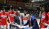 """Caja, l'oro di Varese   video   """"Ma di playoff non parlo..."""""""