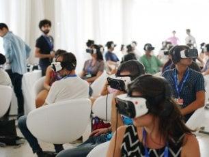 Venezia, la realtà virtuale è in concorso alla Mostra