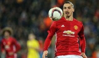 """Manchester United, Ibrahimovic apre al rinnovo: """"Stiamo trattando, non lascio un lavoro a metà"""""""