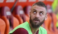 De Rossi, niente lesioni  Il derby di coppa è salvo