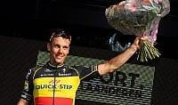 Sprint vincente di Kristoff  Gilbert sempre più leader