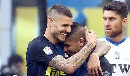 """Icardi: """"Resto qui a vita Voglio giocare la Champions"""""""