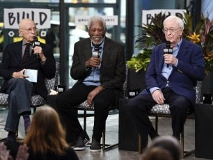 """Michael Caine e Morgan Freeman: """"L'elisir della giovinezza? Solo una risposta: il sesso"""""""