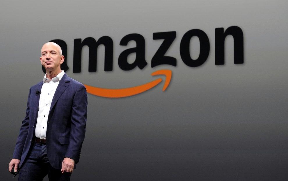 Bezos passa Buffett e Ortega: Amazon vola e lui è il secondo più ricco al mondo