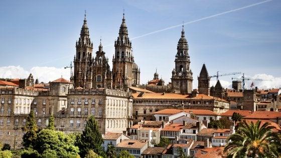 Pasqua a Santiago de Compostela sulle tracce dei pellegrini