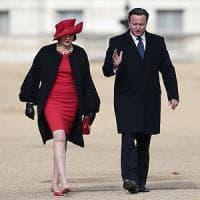 """Brexit, la May e l'inatteso alleato Cameron: """"Anche io sempre euroscettico"""""""