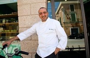 La Sicilia incantata  di Pino Cuttaia, l'ex operaio  conquistato dalla cucina