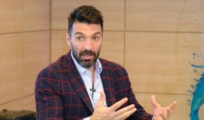 """Buffon: """"Napoli e Barça?  Ora viene il bello..."""""""