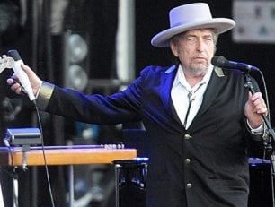 Bob Dylan riceverà il Nobel a Stoccolma