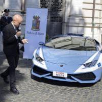 Lamborghini Huracan, in servizio per la Polizia Stradale