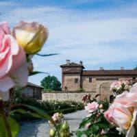 Salumi da re: all'Antica Corte Pallavicina affettati da tutta Italia