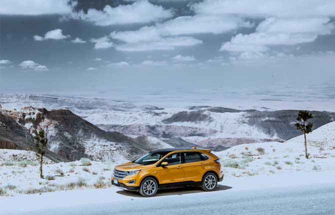 Futuro Ford, test drive virtuale da casa
